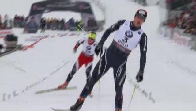 Ski nordique / Mondiaux d'Oslo: Le 1/4 de finale (sprint) de l'outsider Suisse Martin Jaeger
