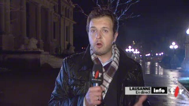 Lausanne (VD) / Fusillade: les précisions de Michel Beuret