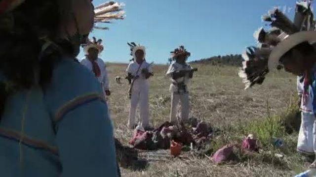Le secret des Huichols, chamans du Mexique