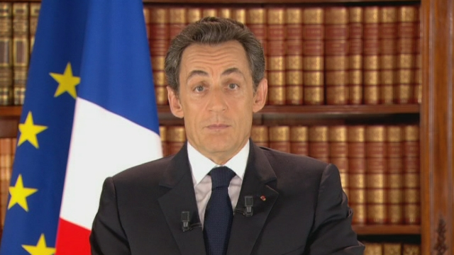 Nicolas Sarkozy remanie son gouvernement