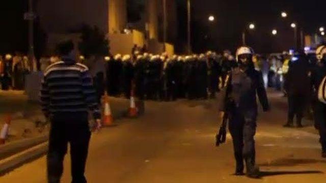 Affrontements à Bahreïn