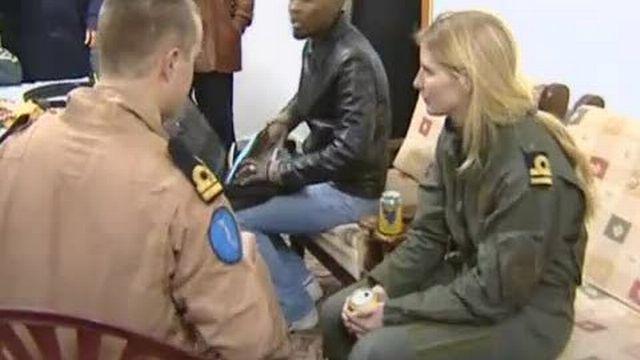 Libye: la vidéo des Néerlandais capturés