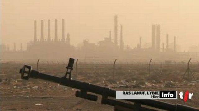 Libye: les opposants au régime annoncent avoir pris le contrôle du port pétrolier de Ras Lanouf