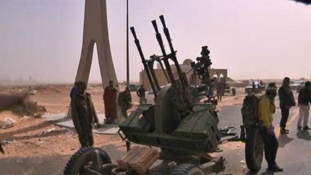 Les combats se poursuivent en Libye