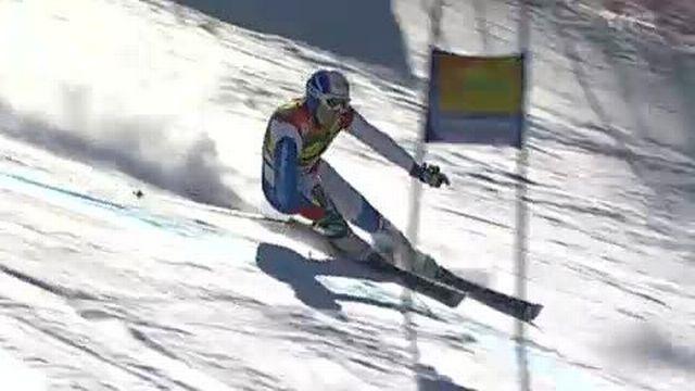 Ski alpin / Kranjska Gora: Carlo Janka remporte le slalom géant