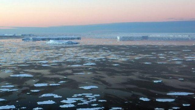 Vue des territoires australiens en Antarctique, en 2008 [AFP]
