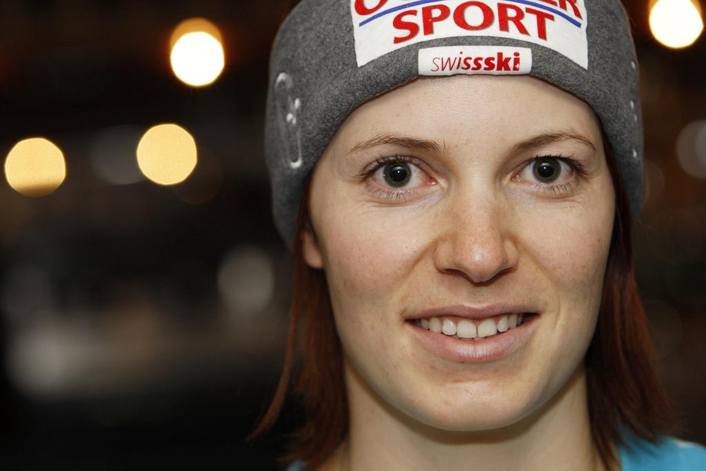 Une page se tourne pour Sandra Gini, après 11 saison de Coupe du monde. - 3010253