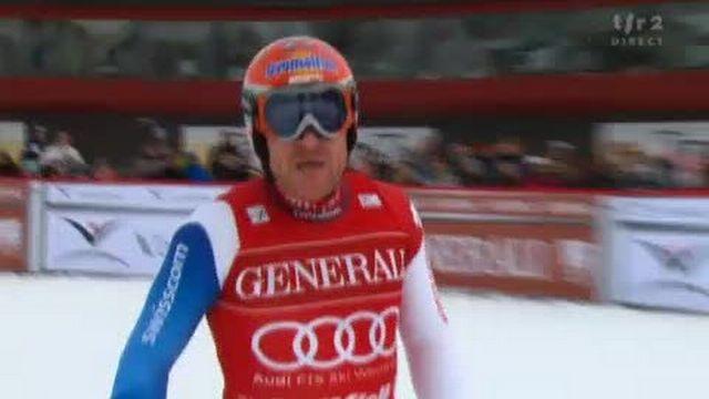 Ski alpin / Descente hommes / Kvitfjell (NOR): Didier Cuche échoue à 13 centièmes du podium!