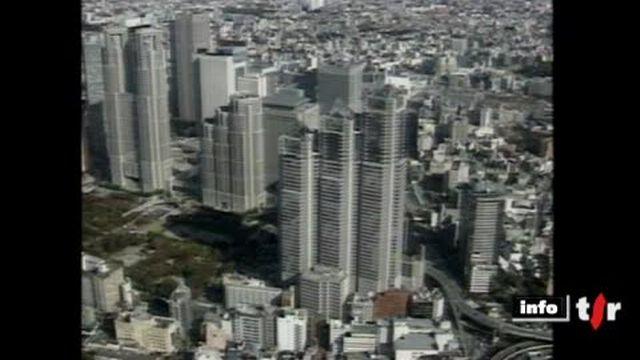 Séisme au Japon: suite aux précédentes catastrophes, les bâtiments doivent satisfaire des normes anti-sismiques extrêmement sévères