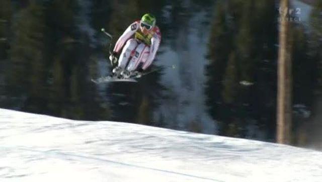 Ski alpin / Descente de dimanche / Kvitfjell (NOR): Très belle performance de Klaus Kroell!