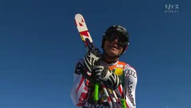Ski alpin / Descente de dimanche / Kvitfjell (NOR): Michael Walchhofer s'impose et prend la tête au classement.