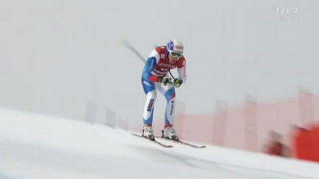 Ski alpin / Super G / Kvitfjell (NOR): Pas de podium pour Carlo Janka en Norvège.