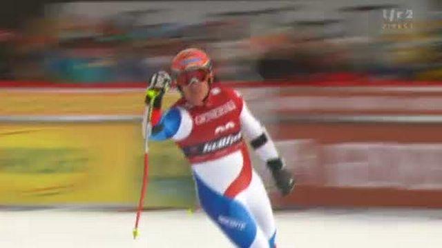 Ski alpin / Super G / Kvitfjell (NOR): Victoire de Didier Cuche!