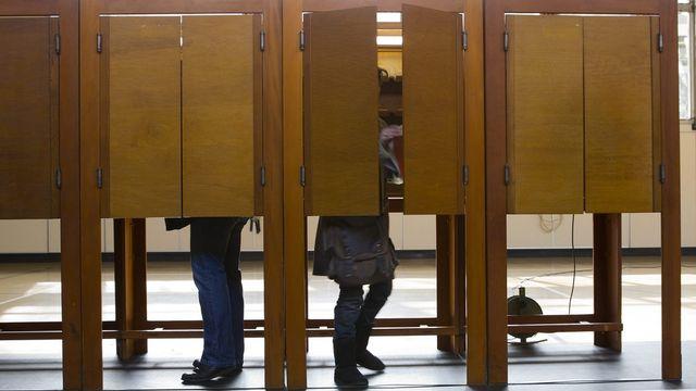 Les Vaudois passaient aux urnes ce dimanche 13 mars. [Keystone]