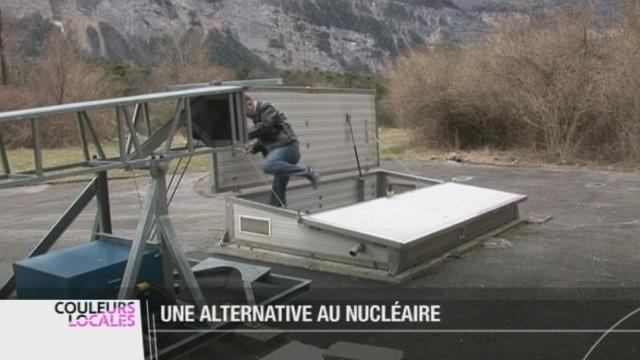 VD / Lavey-les-Bains:  la géothermie pourrait fournir de l'électricité à plusieurs centaines de foyers