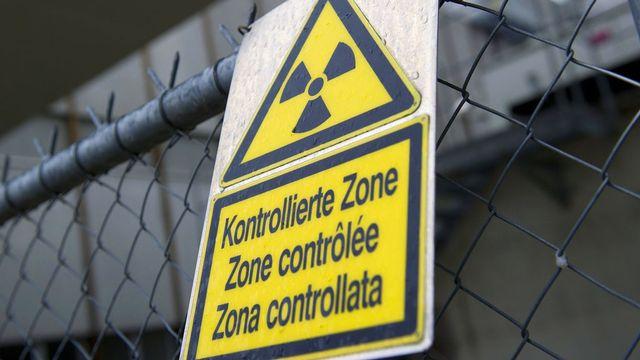 Nucléaire: tout est-il sous contrôle en Suisse? [Peter Schneider - Keystone]