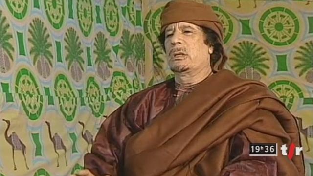 Eventuelle intervention militaire internationale en Libye: Mouammar Kadhafi mélange des déclarations délirante, voire extrémistes, avec des propos très habiles