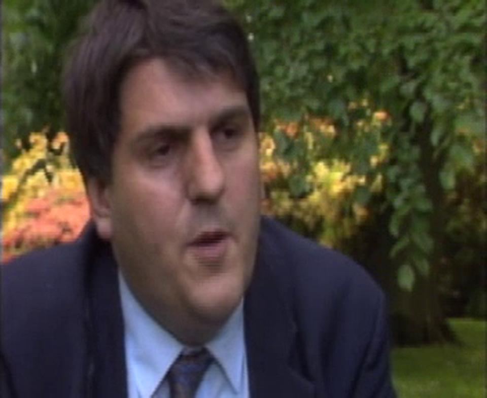 Daniel Brélaz s'opposait déjà au nucléaire en 1986