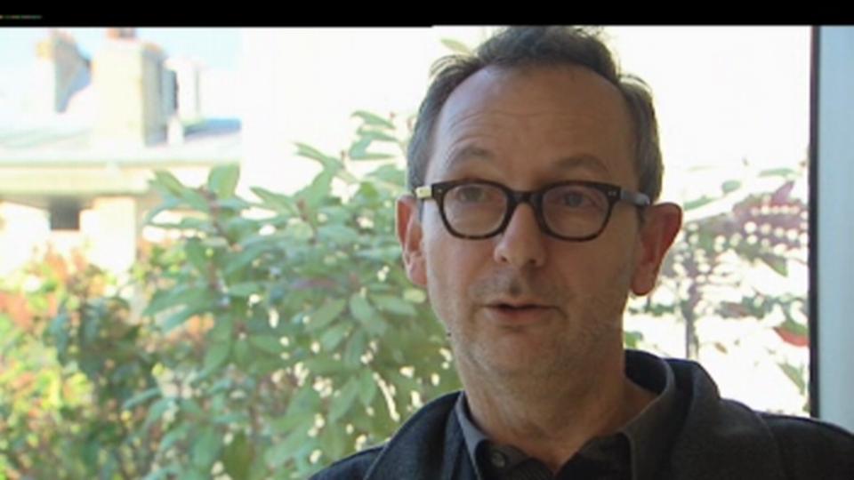 Philippe Cohen, journaliste à l'hebdomadaire français Marianne