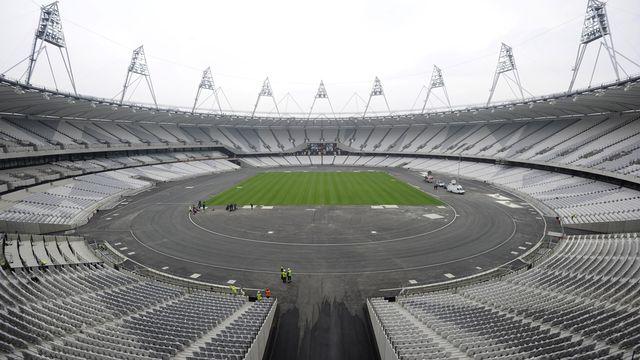 Le stade olympique de Londres le 29 mars 2011. [Paul Hackett - Reuters]