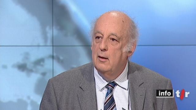 Japon / Rejet d'eau radioactive: le point avec Pierre Spierer