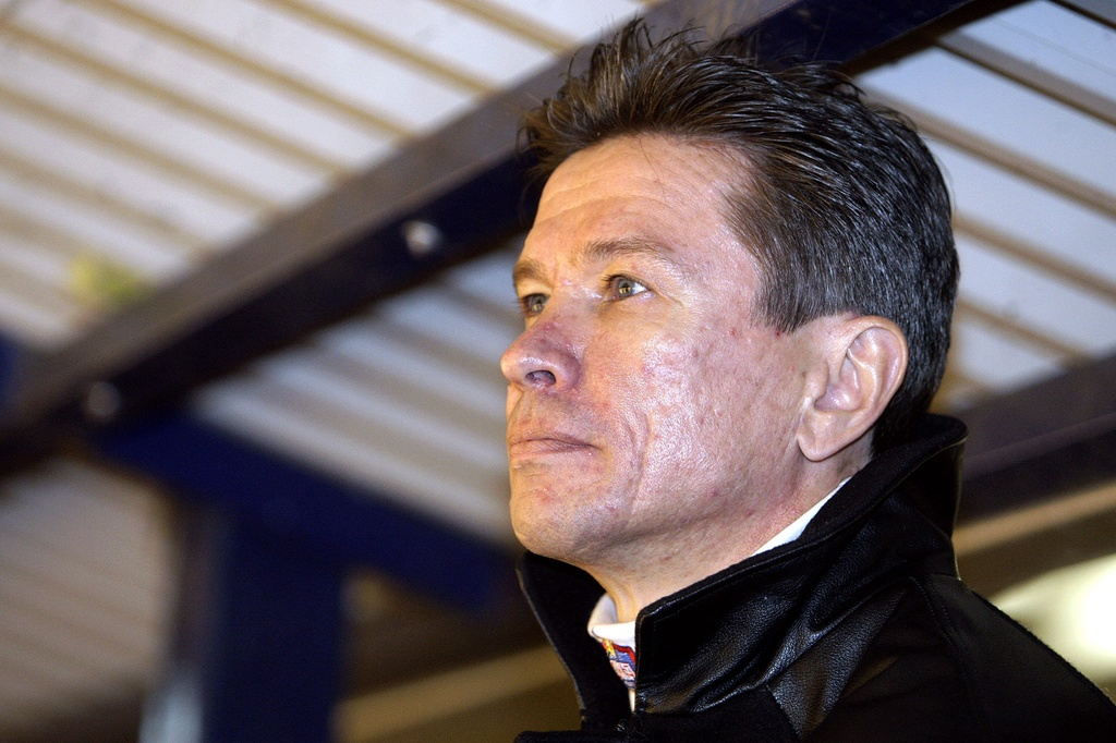 Slava Bykov vise les sommets de la KHL avec UFA. - 3066876