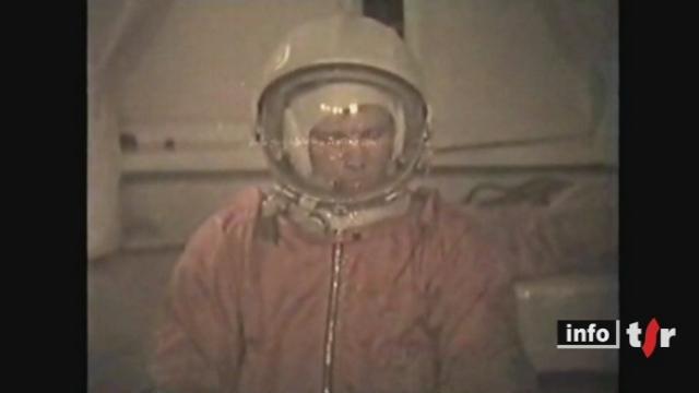 La Russie s'apprête à fêter les 50ans de l'exploit de Youri Gagarine, premier homme à s'envoler dans l'espace