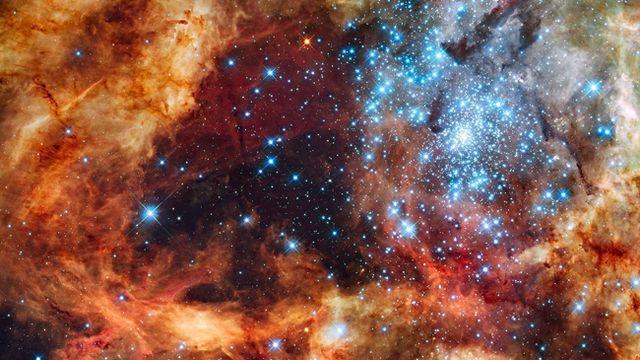Dès 1966, de nombreuses missions spatiales ont été consacrées à la recherche scientifique. Le télescope Hubble, dont on voit ici une image, a par exemple été mis en orbite en 1990. Après une réparation réalisée fin 1993 par l'équipage d'une navette, il a permis une observation beaucoup plus précise que celles réalisées depuis la surface terrestre. D'autres programmes spectaculaires, comme l'exploration de la planète Mars en 2004 par des robots mobiles, ont été réalisés depuis.  [Keystone]