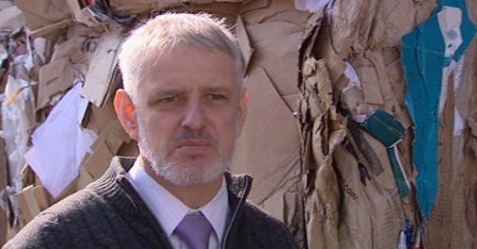Christophe Pradervand Directeur Papirec Geneve