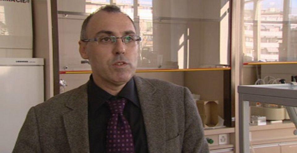 Patrick Edder chimiste cantonal Geneve