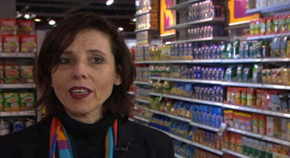 Susanne Sugimoto-Erdös, porte-parole Coop