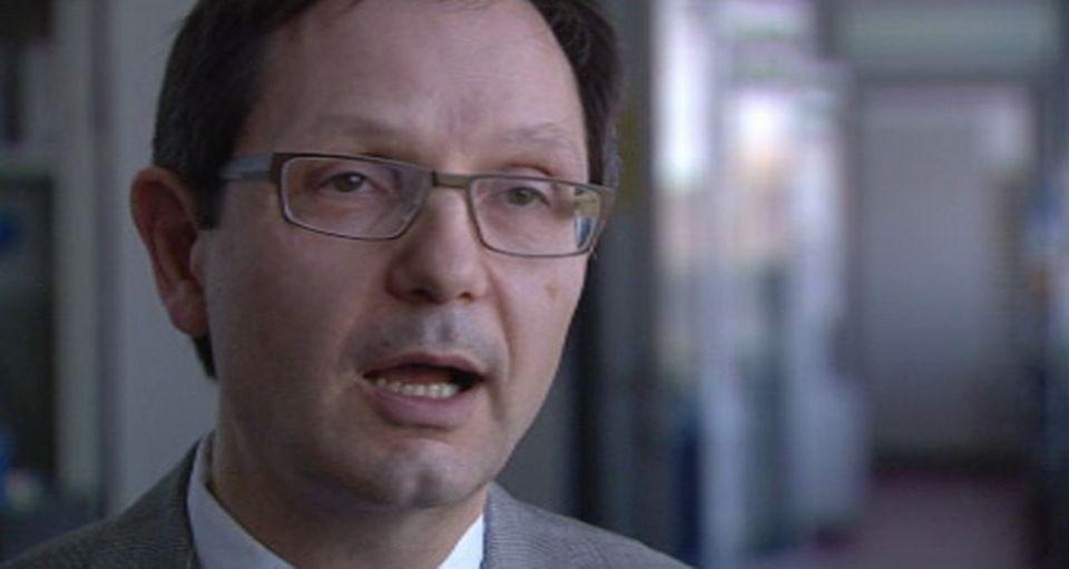 Vincent Dudler chef des risques chimiques