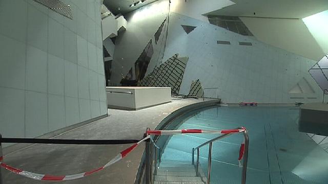 La piscine du westside reste ferm e apr s l 39 accident rts for Construction piscine neuchatel
