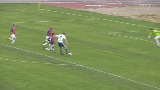 Football / Challenge League (24e j): Chiasso – Lausanne (1 - 2)