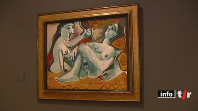 Musée d'Art de Lugano: le peintre surréaliste Man Ray est à l'honneur