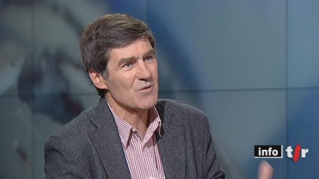 """Décès d'Erhard Loretan: interview de Benoît Aymon, producteur de """"Passe-moi les jumelles"""""""