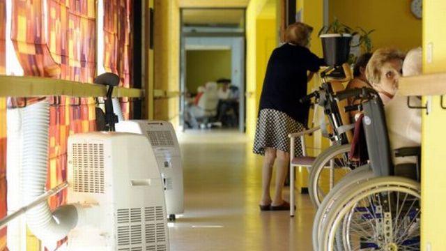 En Suisse, vieillir en EMS reste une exception.
