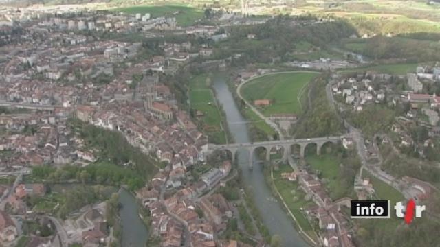 FR: les risques sismiques correspondent à la moyenne suisse