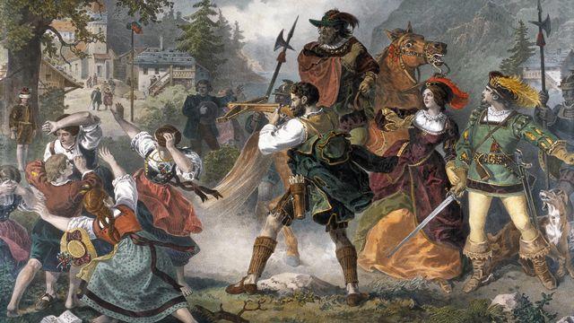 Guillaume Tell, un mythe de l'histoire suisse à déconstruire?