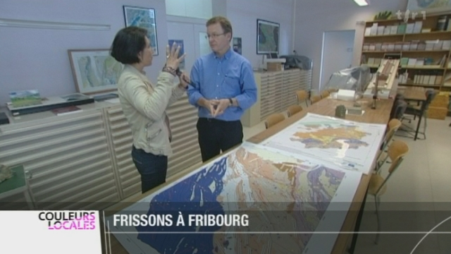 FR: selon une étude, les risques sismiques sont modérés