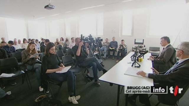 L'Inspection fédérale de la sécurité nucléaire déclare qu'il faut corriger les faiblesses des centrales nucléaires suisses