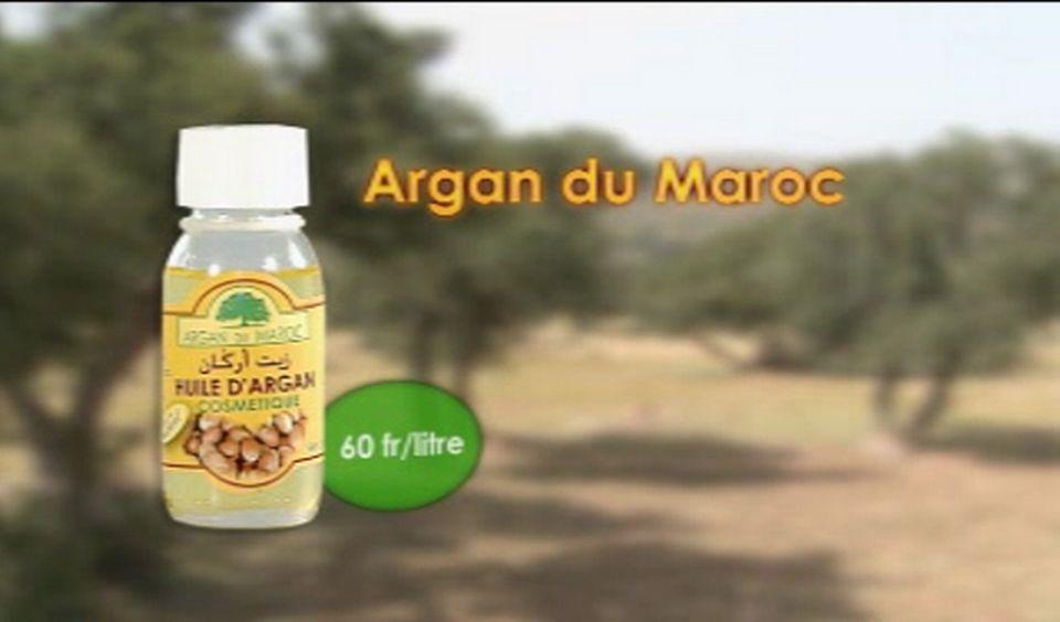 Argan du Maroc