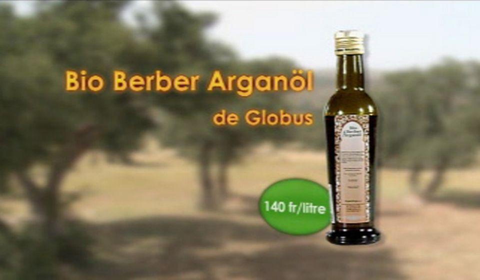 Bio Berber Arganöl