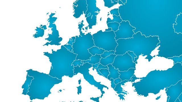 Carte de l'Europe. [António Duarte - Fotolia]