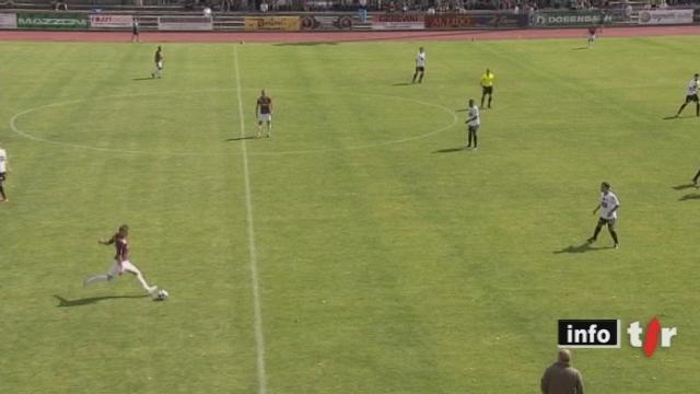 Football: les délégués de l'ASF ont décidé de réduire le nombre d'équipes présentes en Challenge League. On passe de seize à dix équipes