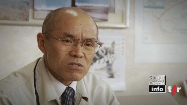 Le grand format: reportage à Minamisoma, petite ville de 70'000 habitants située à 20 km de la centrale nucléaire accidentée de Fukushima (Japon)