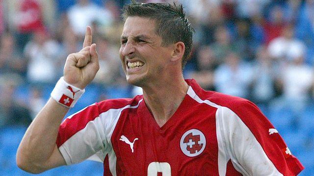 Alexandre Rey a porté le maillot de l'équipe nationale à x reprises. [Reuters]