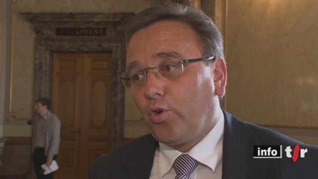 Session spéciale au Parlement concernant la sortie du nucléaire: le texte du PDC Roberto Schmidt sera au coeur du débat