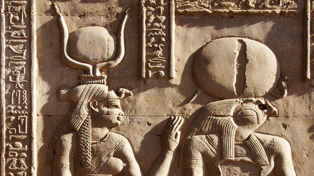 Les origines de notre alphabet sont à rechercher à la frontière entre l'Egypte des pharaons et le pays de Canaan. [CJPhoto - Fotolia]