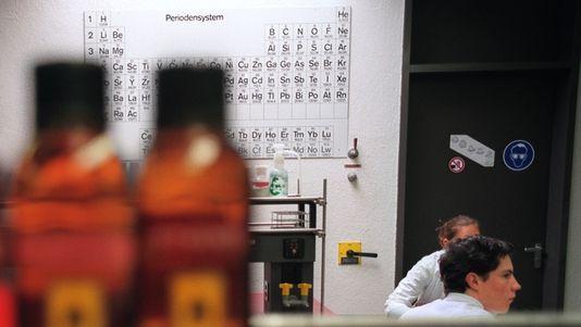 Un 115e l ment chimique a t identifi info for W tableau periodique